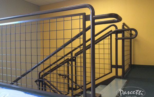 Stairs And Handrails Pascetti Steel Design Inc