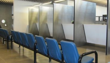 Acoustic Panel Processing Stations