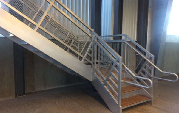 Wagon Self Storage Stair