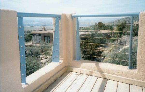 Balcony Cable Railing Systems