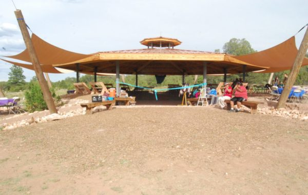 Cottonwood Gulch Shade Structure