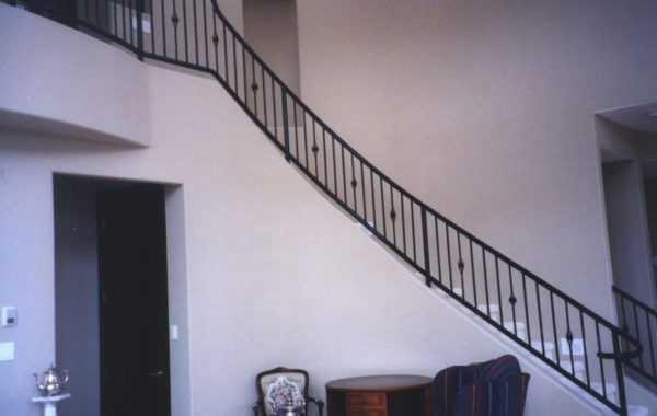 Residential Stair Railing