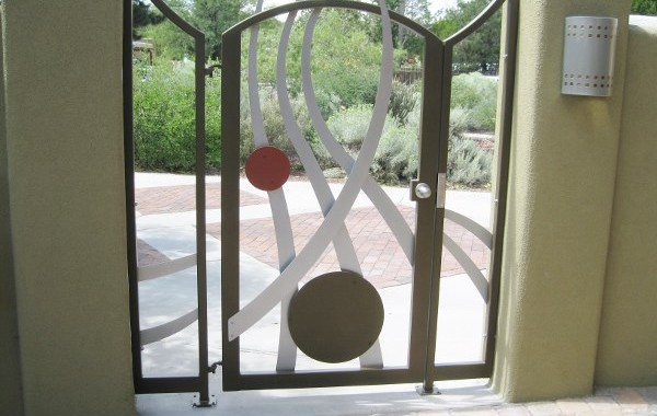 Decorative Privacy Panels and Gates