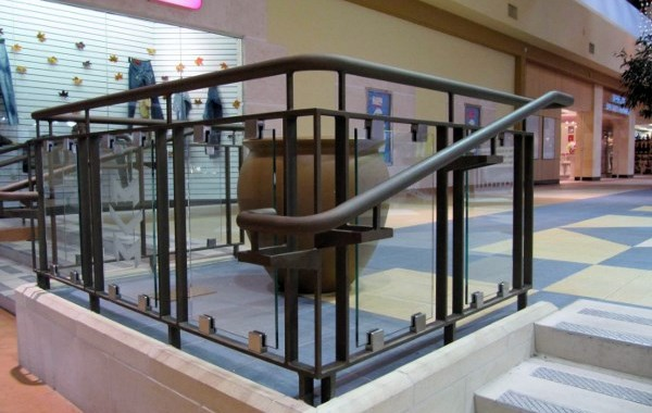 Commercial fabrication projects pascetti steel design