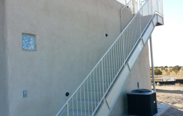 Residential Stair and Deck Railing