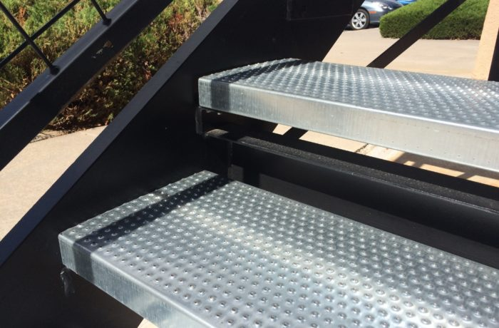 Ameritest- Perforated Stair Treads