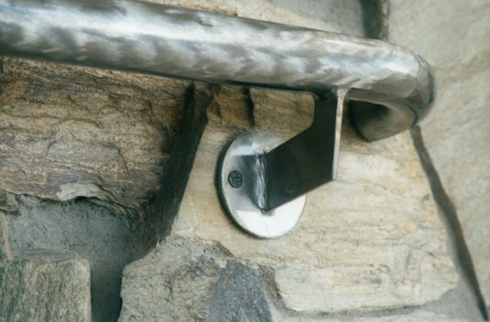 Series of Steel Handrail Systems