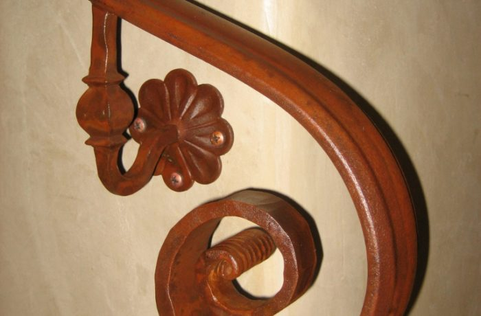 Hand Forged Railing System