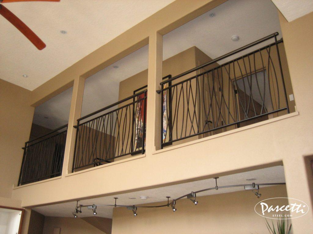 Custom Residential Railings | Pascetti Steel Design, Inc.