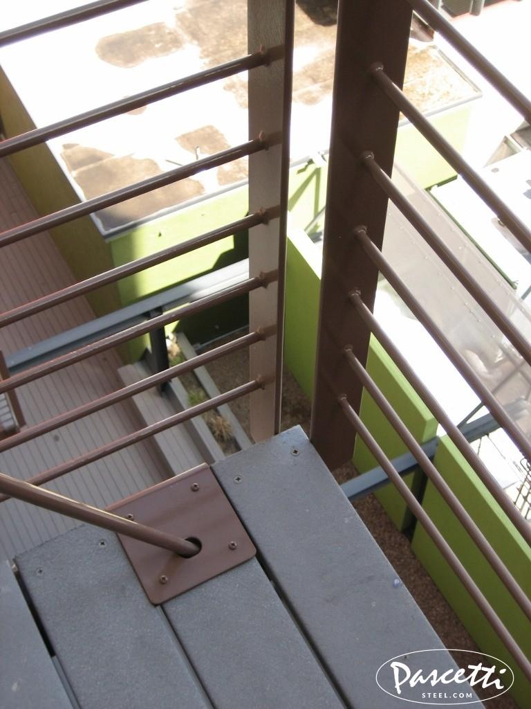 Balcony Railing Design Architecture